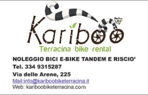 Kariboo - Terracina Bike Rental